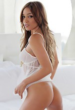 X-art Latina - This drop-dead gorgeous Latina shows her amazing body in a gallery for X-art